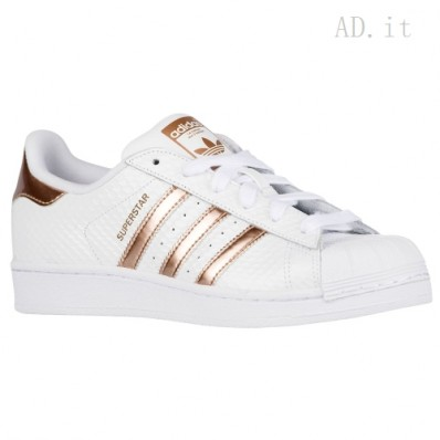 adidas superstar metal donna