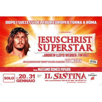 jesus christ superstar italiano