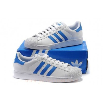 superstar adidas uomo blu
