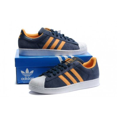 superstar adidas uomo navy