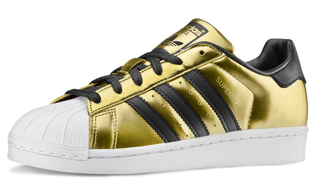 adidas dorate superstar