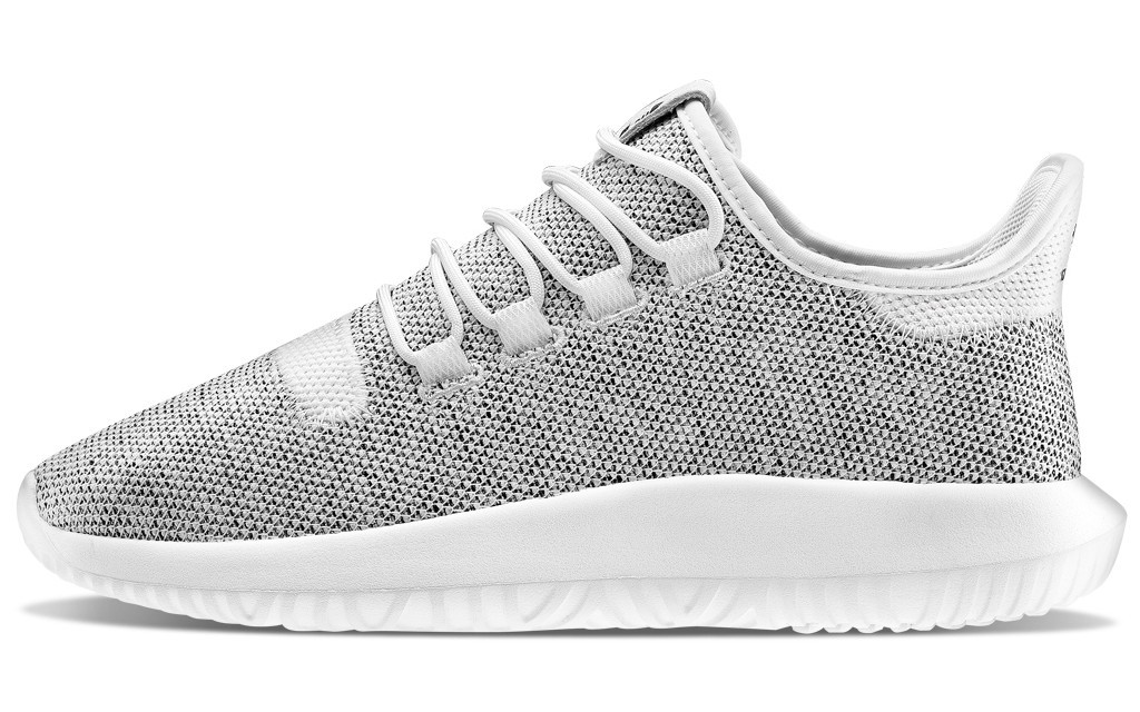 meet 185d4 f90bb scarpe adidas tubular shadow bianche