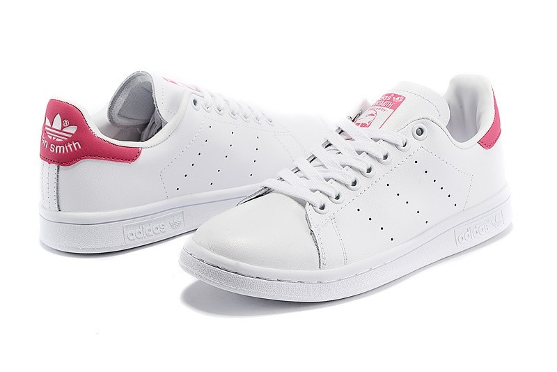 stan smith donna rosse e bianche 2976a9ee214