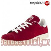 adidas stans smith rosse donna
