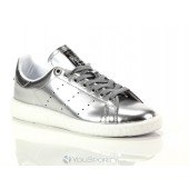 stan smith adidas donna argento