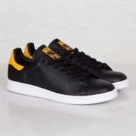adidas stans smith nere uomo