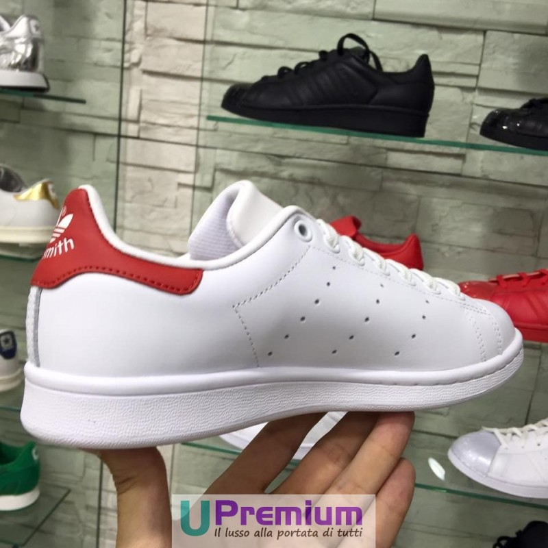 adidas stan smith rosse donna