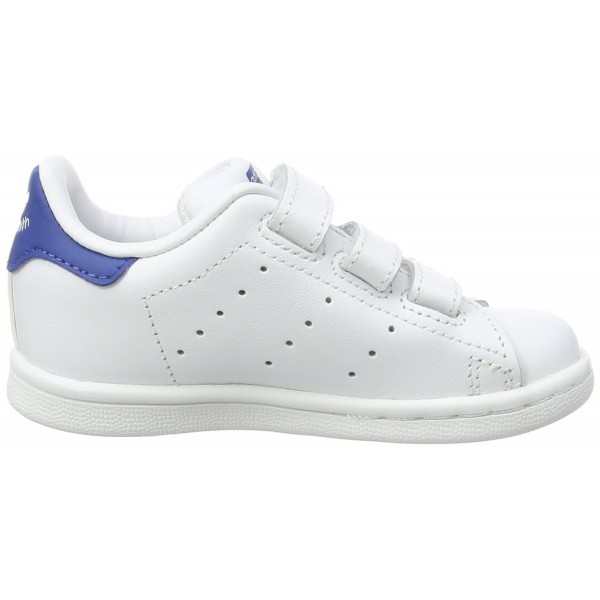 best loved 8ff7d 0e4a7 adidas stan smith bambino rosse