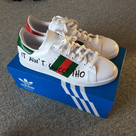 adidas stan smith gucci