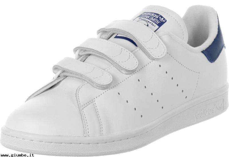 stan smith con strappi donna