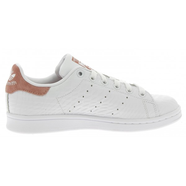 adidas stan smith bianche rosa