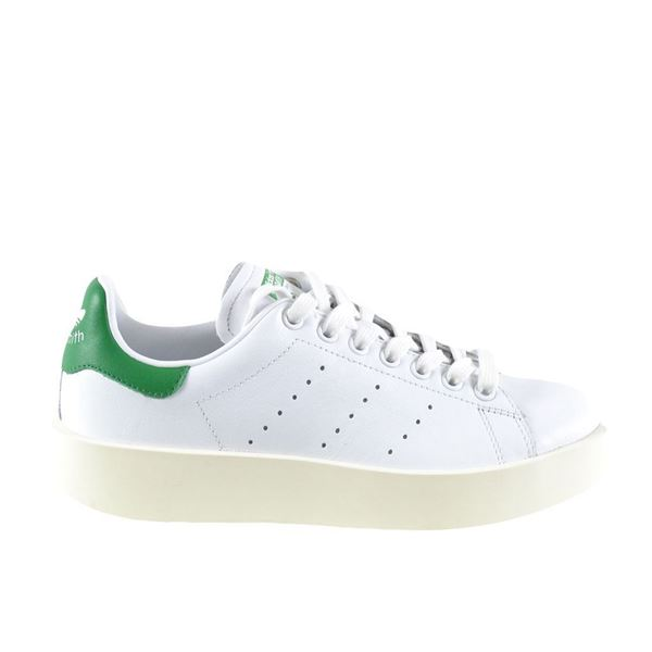 sneakers for cheap 4a243 5e9a5 stan smith bold donna bianche